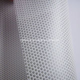 Glossy Surface Micro Perforated Vinyl Window Film Covering One Way Vision for Wide Format Printing Solvent Printer