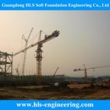 Assembled Construction Building Machine Tower Crane for Kuwait