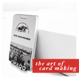 8 Years Card Maker Nexqo Making PVC VIP Membership Cards with High Quality Printing