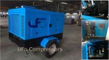 Mobile /Towable /Movable Cummins Diesel Engine Driven Air Compressor for Mining