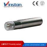 6 - 36VDC / 90 - 250VAC Inductive Proximity Sensor with Connector (LM12-T)