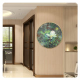 HD Abstract Flower Oil Painting Canvas Wall Art Picture for Hotel