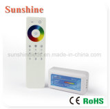 Touch Screen Wireless/RF RGB 3 Channels LED Controller