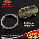 AC-016 Solid Car Shape Metal Car Key Ring/Chain