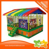 Oblong Top Cap Colorful Play Equipment Ball Pool for Children