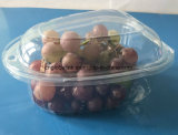Disposable Plastic Food Grade Material Packaging for Grape 750 Grams