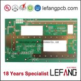 Rogers 2.0mm 3 Oz Immersion Gold Heavy Copper PCB Printed Circuit Board