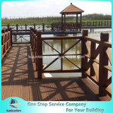 Bamboo Decking Outdoor Strand Woven Heavy Bamboo Flooring Villa Room 49