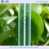 12.76mm, 10.76mm, 9.38mm, 8.38mm Lamainted Glass for Building and Balcony