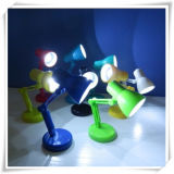 Mini Foldable & Flexible Clip Reading Light for Kids (VL14005)