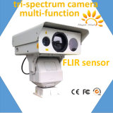 Security Surveillance Long-Range Multi-Sensor Camera