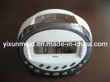 Plastic Injection Mould for Electronic Alarm Clock Case/Cover