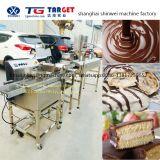 Jzj30 Lab Chocolate Enrobing Machine and 4m Cooling Tunnel