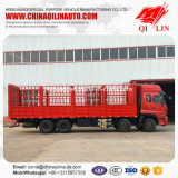 Cheap Price 30 Tons Light Cargo Cage Truck for Sale