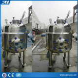 Stainless Steel Diesel Fuel Storage Tanks / Horizontal Type Storage Tank (CE)