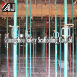 Heavy Duty Steel Prop Scaffolding (Shoring Prop) for Building Construction Project