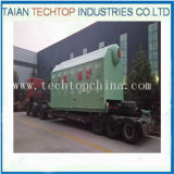 Textile, Printing, Food Factory Industrial Use Soft Coal Burned Boiler (DZL20-1.24-AII)