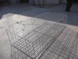 Galvanized Welded Gabion Stone Basket
