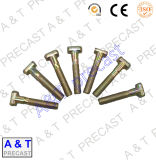 Stainless Steel / Steel T Head Bolts Parts