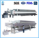 Plate and Frame Filter Press Dewatering
