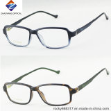 Unisex Fashion Optical Framewith Metal Accessory with Ce