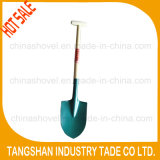 for Sale Small T Wood Handle Steel Shovel