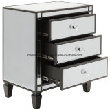Top Quality Mirrored Furniture for Restaurant Black Mirrored Nightstand/Design Ideas