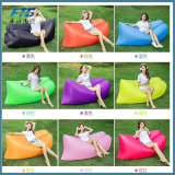 Fast Inflatable Waterproof Inflatable Sleeping Sofa with Pocket