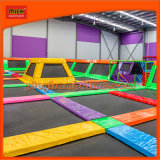 Mich Patented Design Indoor Trampoline Park