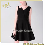 Custom Black Elegant Formal Party Dresses for Ladies