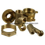 CNC Machined Parts Straight Tee & Elbow
