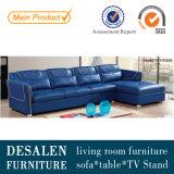 Promotion PU Leather Living Room Furniture Sofa (9215)