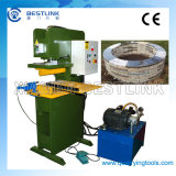 Multi Functional Stone Recycling Hydraulic Decorative Stone Tile Stamping Machine