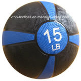 8 Panels Rubber Medicine Ball Different Color