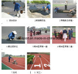 Running Track Pave for EPDM
