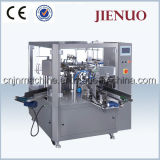 Automatic Zipper Bag Granglar Candy Pouch Packing Machine