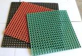 Drainage Rubber Mat, Antibacterial Floor Mat, Animal Rubber Mat
