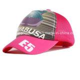 Heat Transfer Children Trucker Mesh Cap Hat