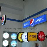 Embossing Logo Silk Screen Printing LED Signage