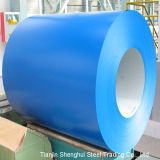 Coated Surface with Prepainted Galvanized Color Coil & PPGI