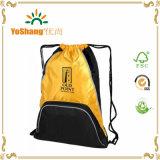 Custom Multi-Pocket Designer Sport Drawstring Backpacks