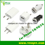 Mini USB Travel Wall and Car Charger for iPhone and Samsung