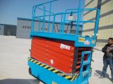 Battery Powered Aerial Scissor Lift with Low Price (SJYZ)