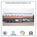 70cbm Fuel Tanker Trailer From China Supplier for Hot Sale