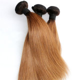 Malaysian Hair Extension Two Tone Human Hair Weaving