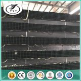 Cold Rolled Black Square Steel Pipe (FRK0320)