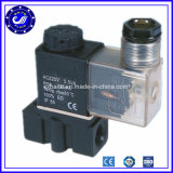 China Plastic 2p High Pressure Water Electric Pneumatic Actuator Valve Solenoid Valve 220V AC