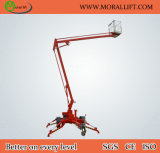 Towable Hydraulic Articulating Lift (TBL-8)
