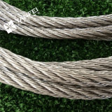 7*19 Steel Wire Rope for Marine