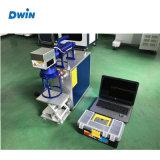 Metal Aluminum Steel Copper Nameplate Fiber Laser Marking Engraving Machine